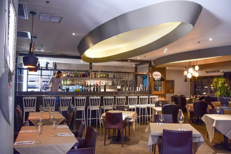 Harlington Ashkelon - Hotels Restaurant and Bar