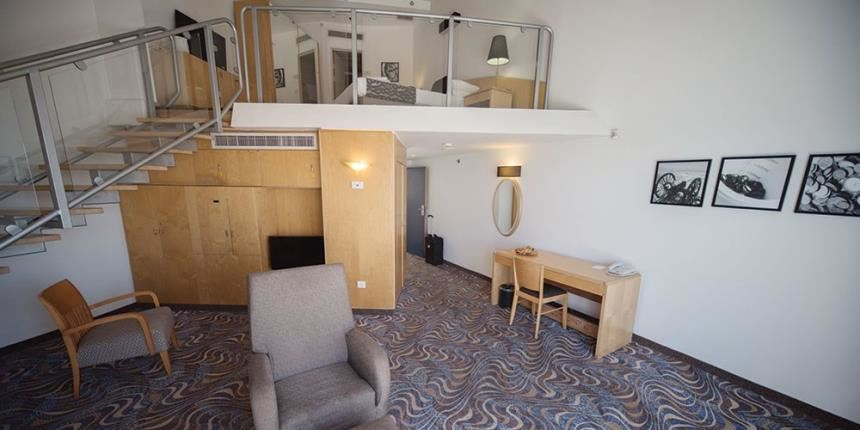 Harlington Ashkelon - Duplex Suite